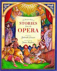 The Barefoot Book of Stories from the Opera book cover