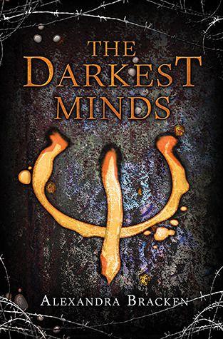 The Darkest Minds by Alexandra Bracken Book Cover