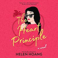 An image of the cover of The Heart Principle by Helen Hoang