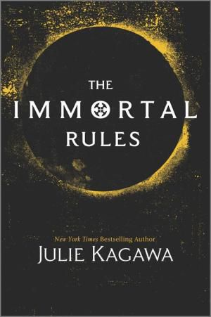 The Immortal Rules by Julie Kagawa Book Cover