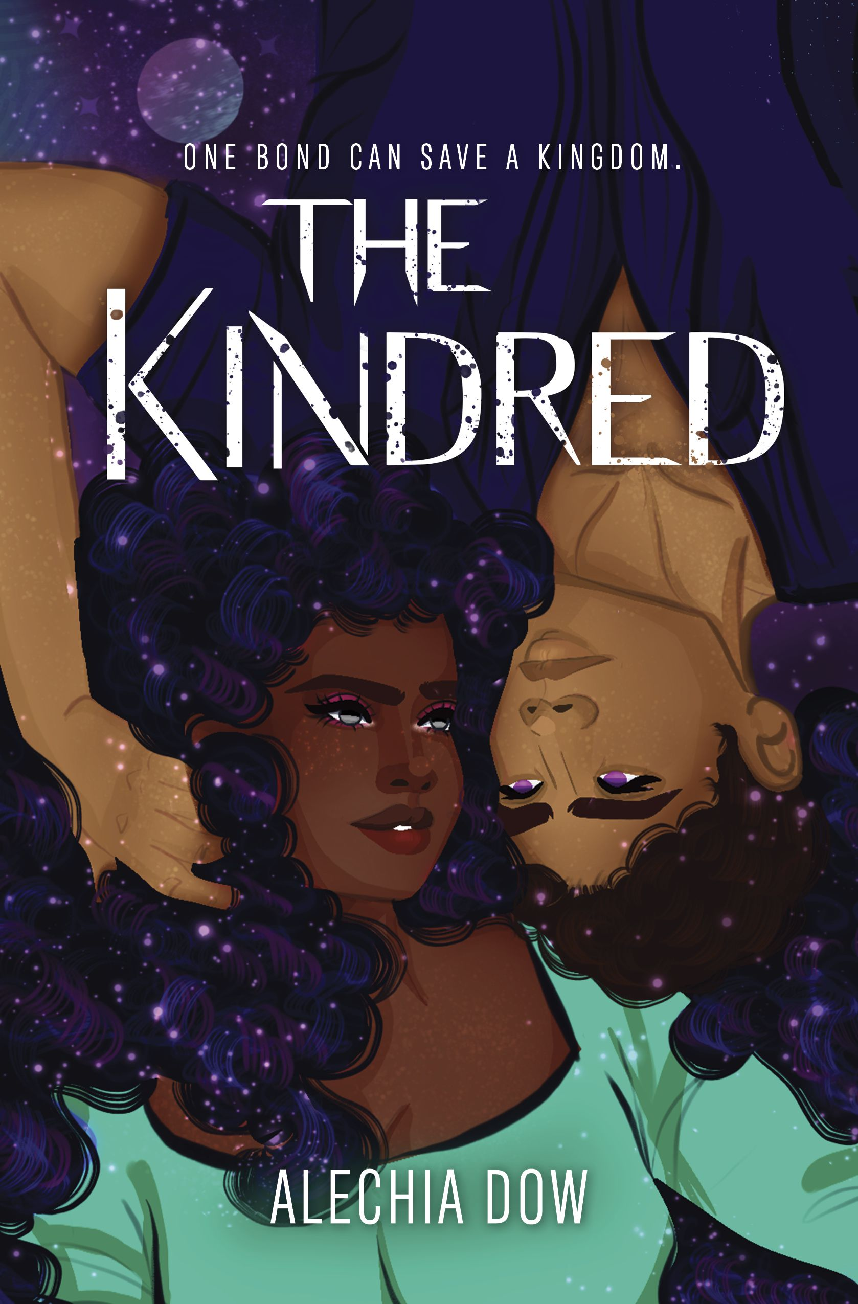 Cover of The Kindred by Alechia Dow.