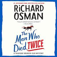 An image of the cover of The Man Who Died Twice by Richard Osman