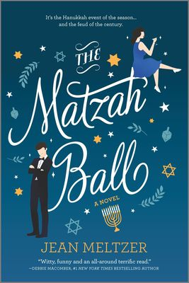 The Matzah Ball book cover