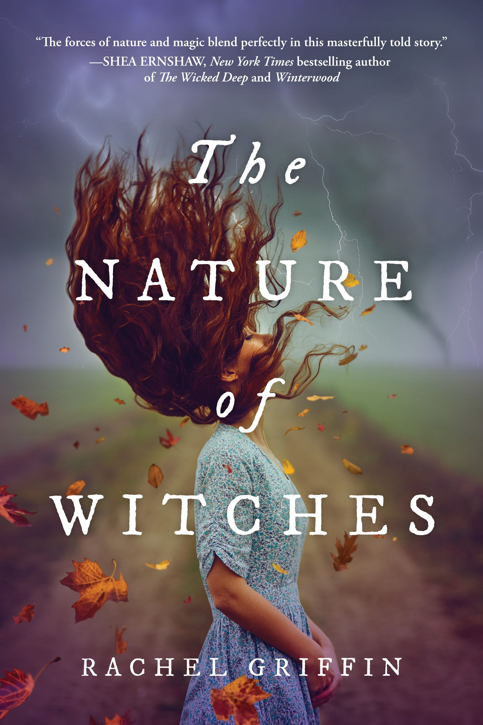 The Nature of Witches book cover