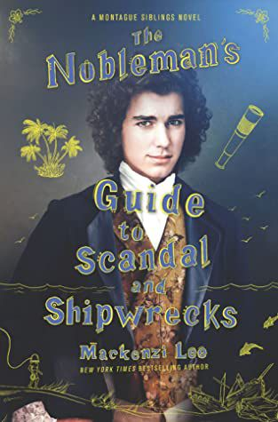 The Nobleman's Guide to Scandal and Shipwrecks book cover