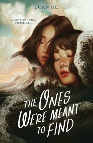The Ones We're Meant to Find by Joan He Book Cover