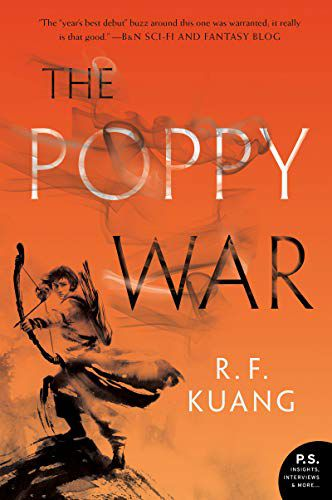 Image of The Poppy War by R.F. Kuang
