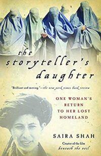 Cover of The Storyteller's Daughter by Saira Shah