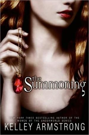 The Summoning by Kelley Armstrong Book Cover
