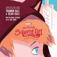 book cover of Unbeatable Squirrel Girl: Girl Meets World