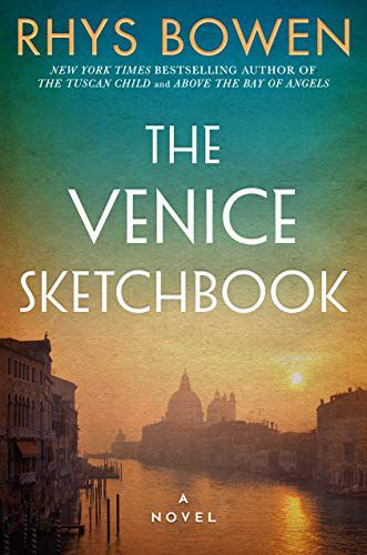 the venice sketchbook cover