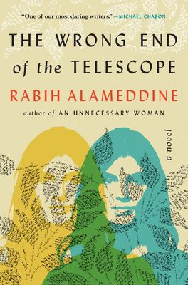 The Wrong End of the Telescope by Rabih Alameddine book cover