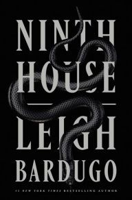 Ninth House by Leigh Bardugo Book Cover