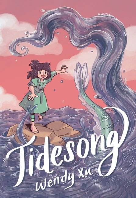 Tidesong_Wendy Xu cover