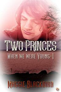 Cover of Two Princes by Maggie Blackbird