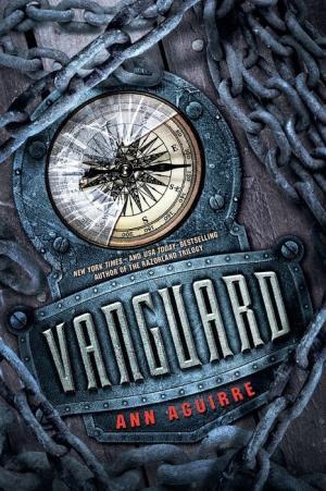 Vanguard by Ann Aguirre Book Cover