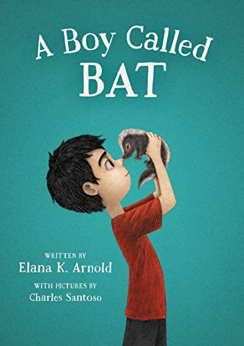 A Boy Called Bat Book Cover