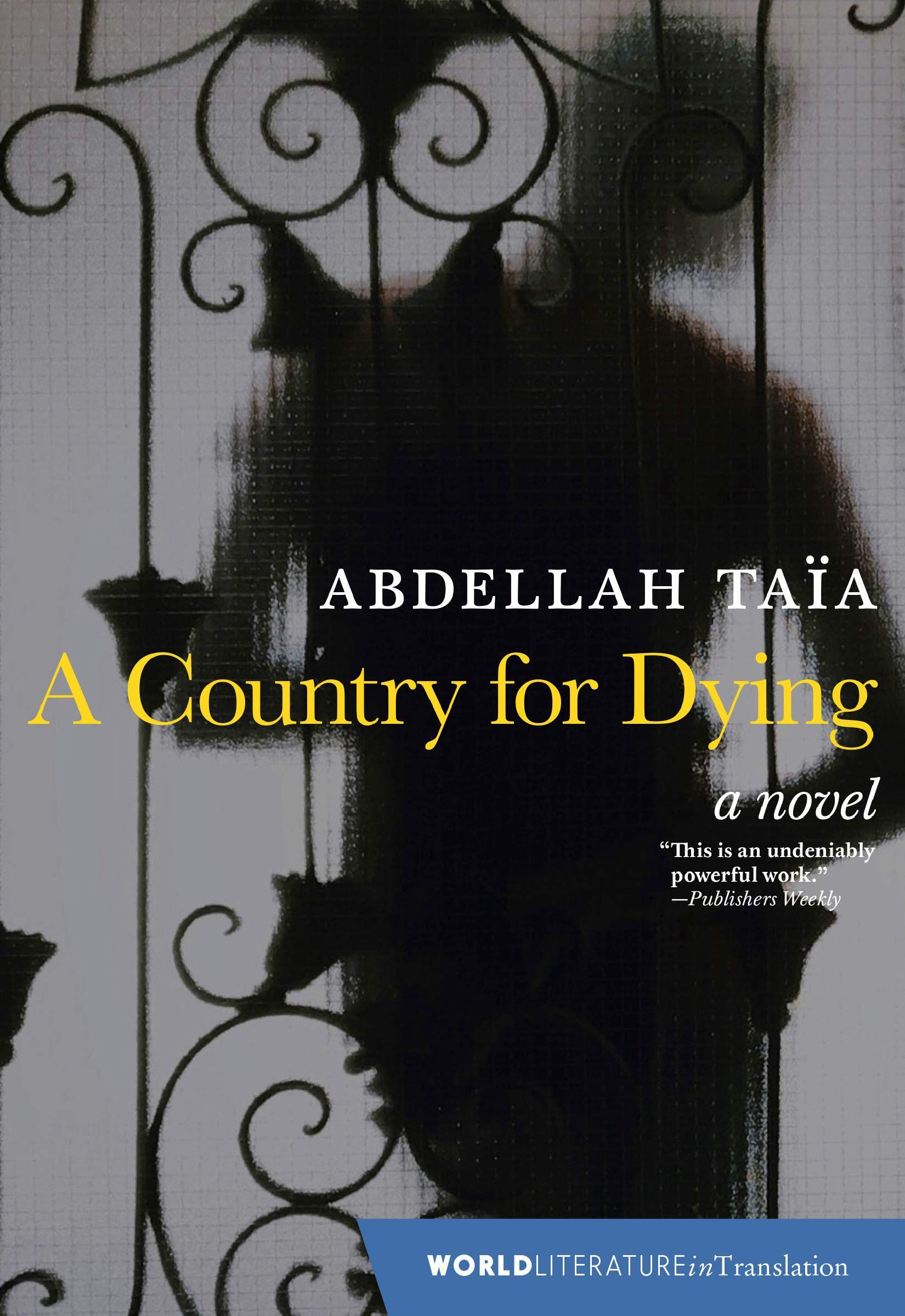 A Country for Dying by Abdellah Taia