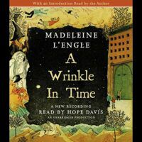 book cover of A Wrinkle in Time
