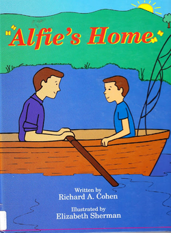cover of alfie's home