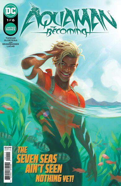 dc comics aquaman cover