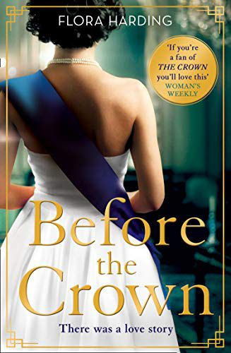 Before the Crown by Flora Harding cover