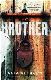 Brother by Ania Ahlborn book cover