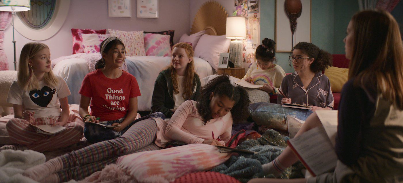 Image from The Baby-Sitters Club Season 2, courtesy of Netflix.