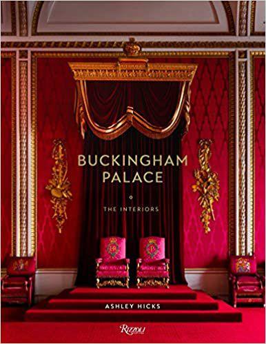 Buckingham Palace by Ashley Hicks cover
