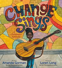 Cover of Change Sings by Gorman