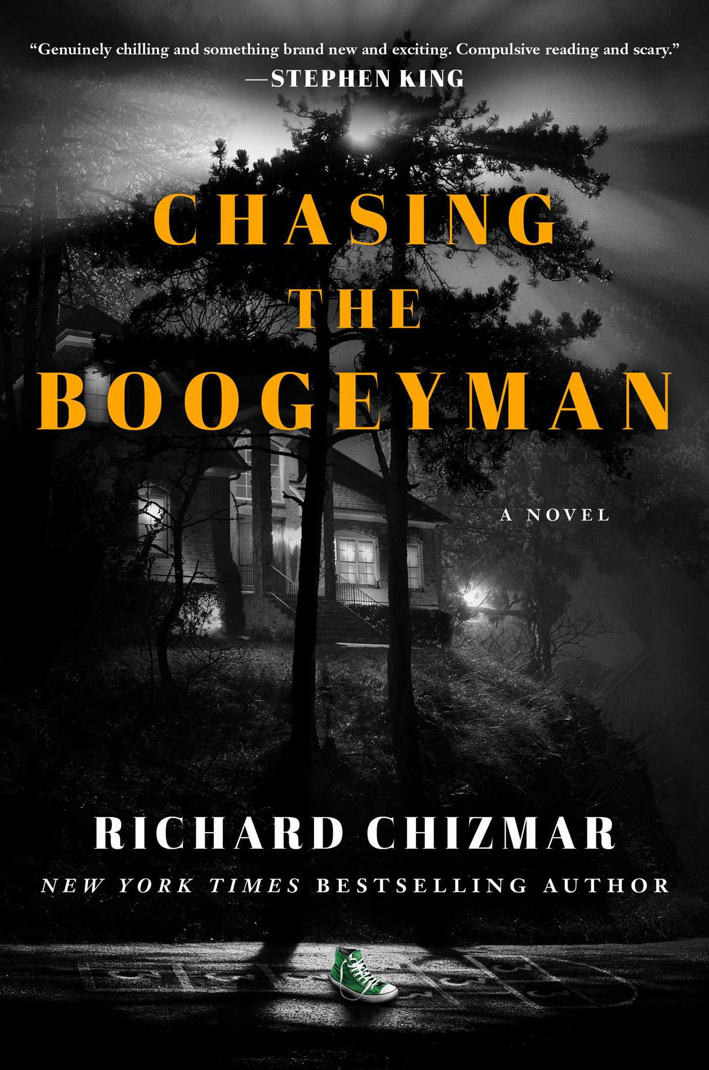 Cover of Chasing the Boogeyman by Richard Chizmar