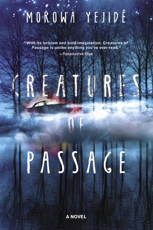 cover for creatures of passage