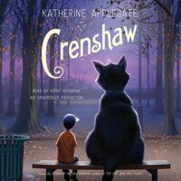 Book cover of Crenshaw