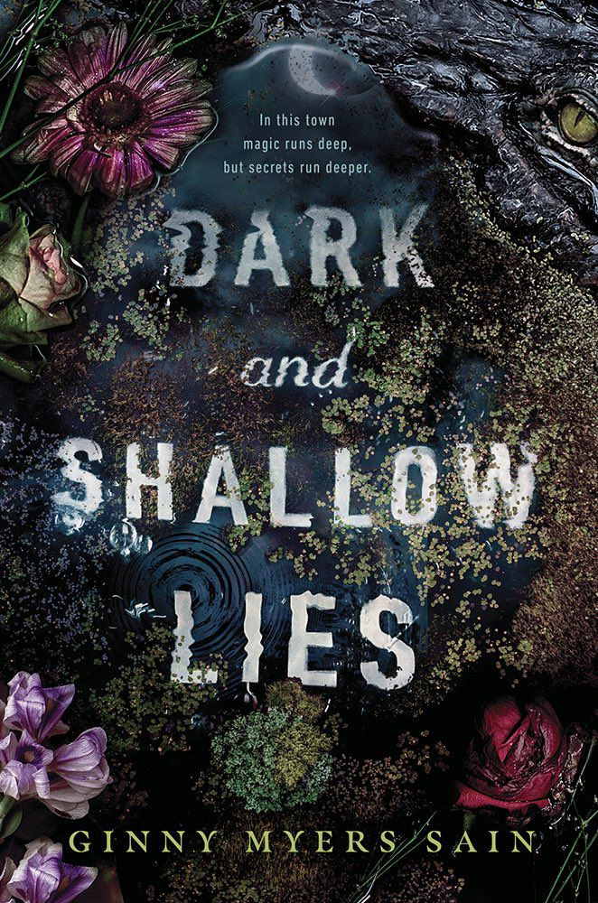 dark and shallow lies book cover