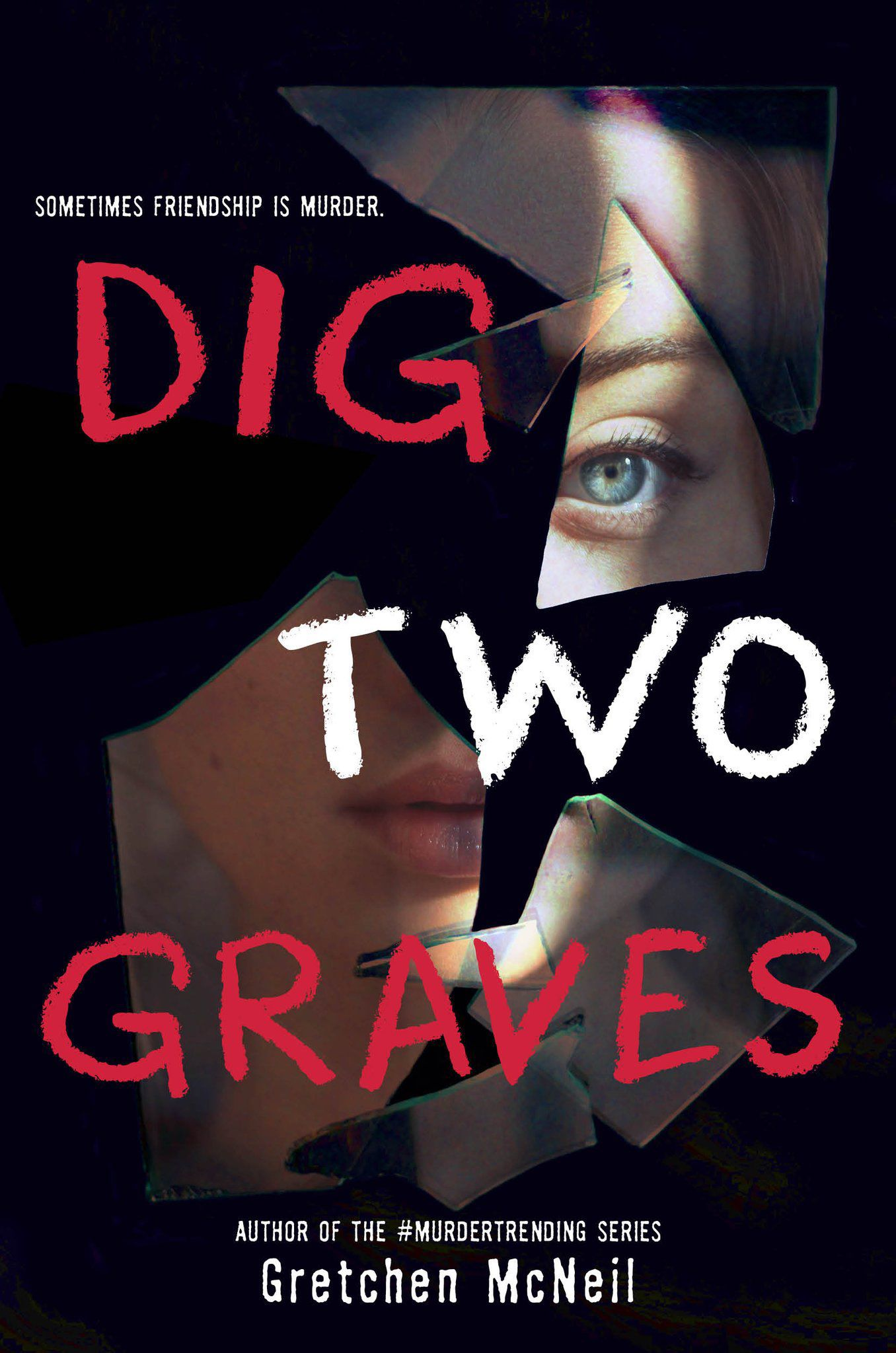 dig two graves book cover
