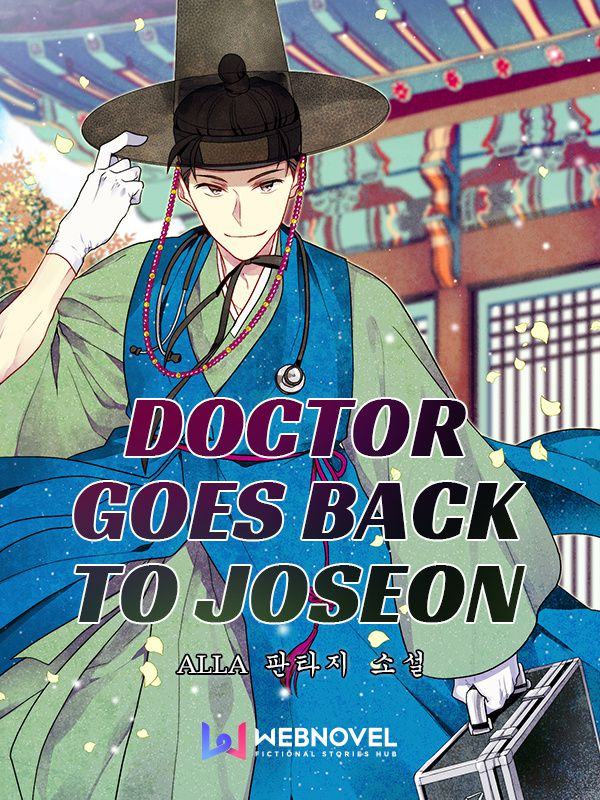 Doctor Goes Back to Joseon light novel cover