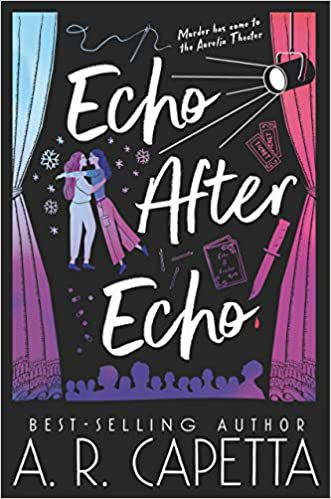 echo after echo book cover