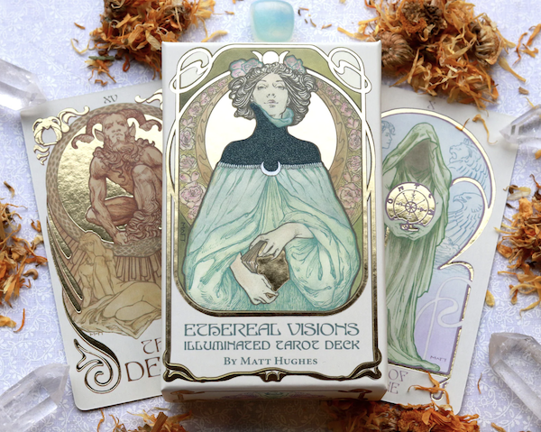 picture of Ethereal Visions Tarot Deck