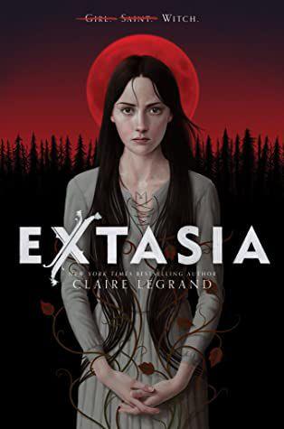 extasia book cover