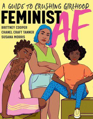 Feminist AF Book Cover