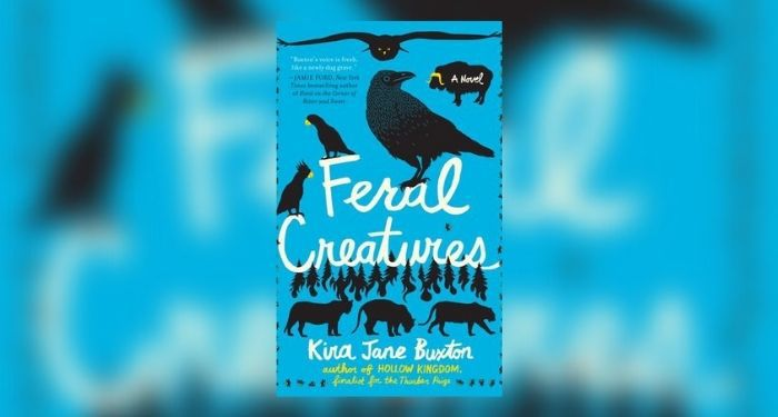Feral Creatures giveaway cover