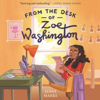 Book cover of From the Desk of Zoe Washington