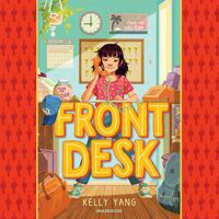 Book cover of Front Desk