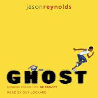 Book cover of Ghost