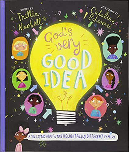 god's very good idea cover