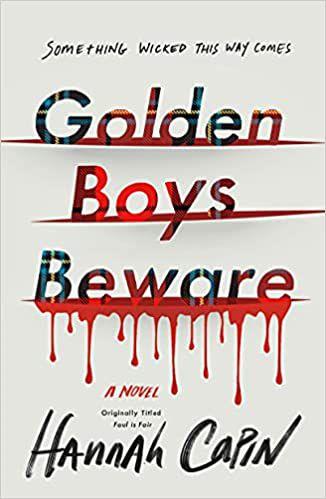 golden boys beware book cover
