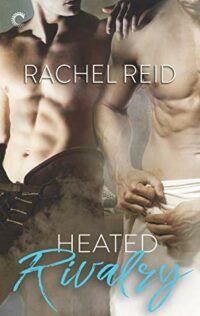 Heated Rivalry cover. Book by Rachel Reid.