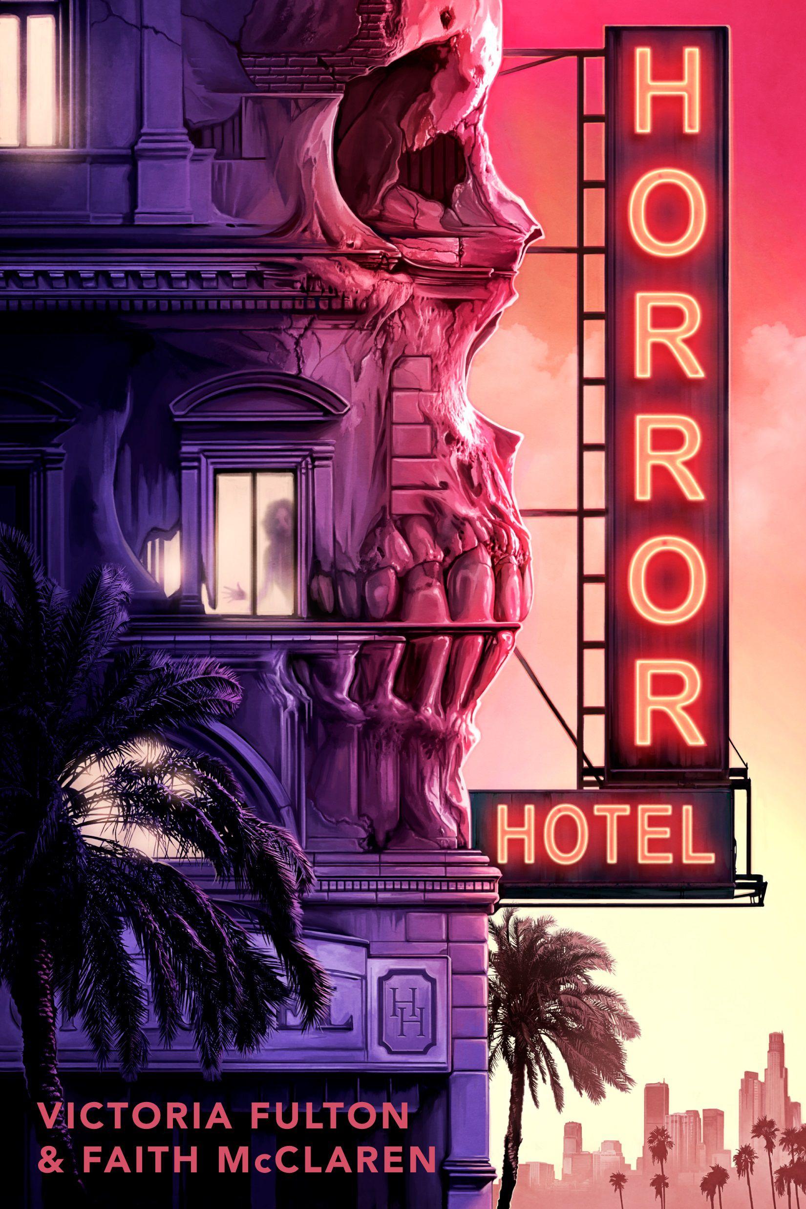horror hotel book cover