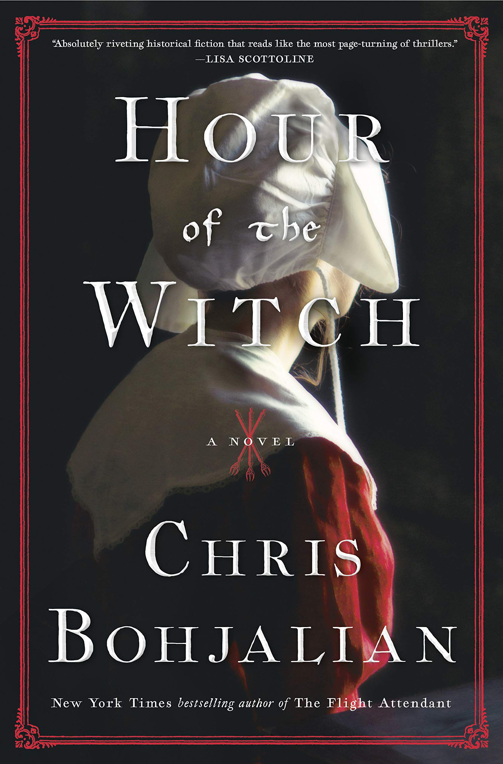 cover image of hour of the witch by chris bohjalian
