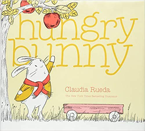 Hungry Bunny Book Cover